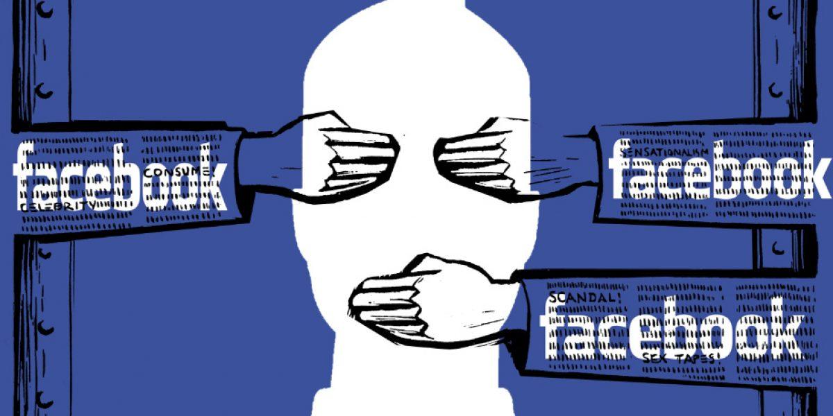 Фейсбук против мертвых Донбасса