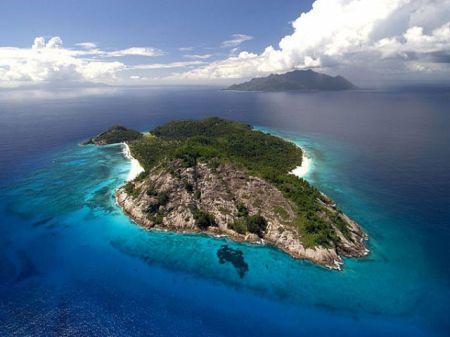 Интересный частный остров на Сейшелах (48 фото + 2 видео)