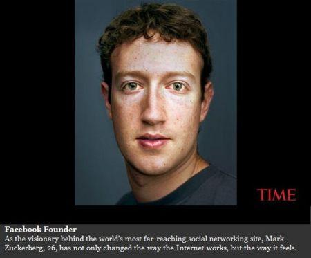 "Человек 2010 года, по версии журнала ""TIME's"" (7 фото)"
