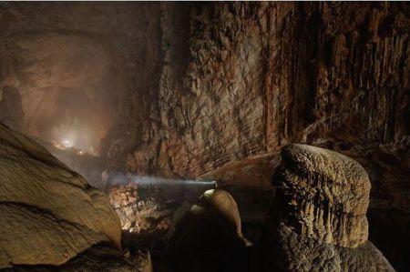 Пещера Хан Сон Дунг (пещера горной реки) (19 фото)