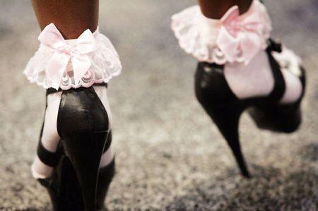 Обувь людей снимающихся в порно фильмах (10 фото)