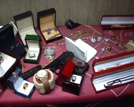 В гостях у директора бюро по координации борьбы с организованной преступностью и иными опасными видами преступлений на территории государств СНГ (18 фото)