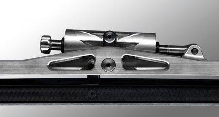 Концепт карбоновых лыж от Audi (11 фото)