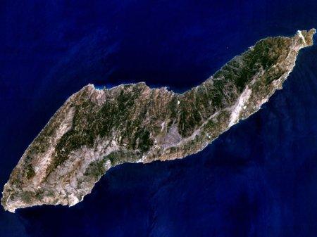 Остров долгожителей - Икария (27 фото)