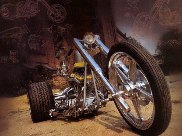 Трицикл - история, развитие, будущее